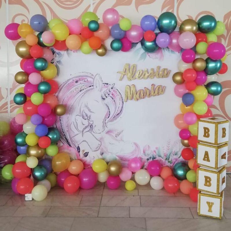 Arcada baloane Unicorn