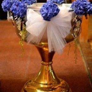 Aranjament cristelnita elegant baiat