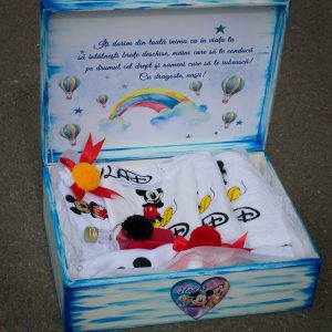 Set trusou baiat Mickey Mouse