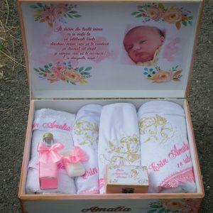 Set trusou botez fetita