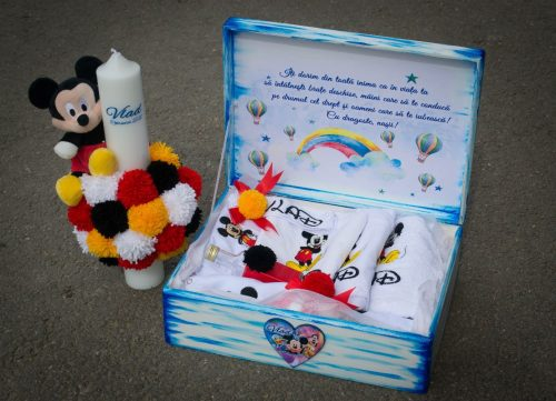 Set trusou botez tema Mickey Mouse