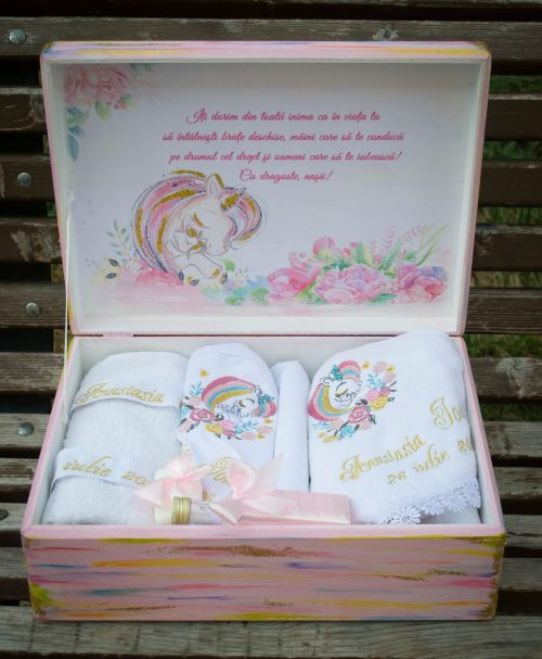 Set trusou botez unicorn