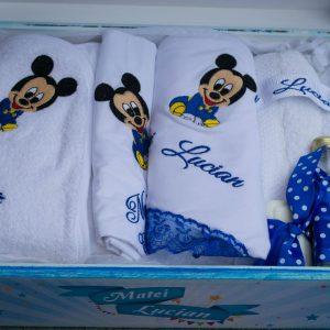 Trusou brodat Mickey Mouse