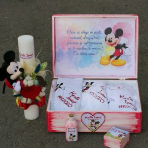 Set botez Mickey Mouse