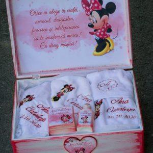 Set tusou botez Minnie Mouse