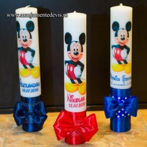 Modele_lumanari_botez_Mickey