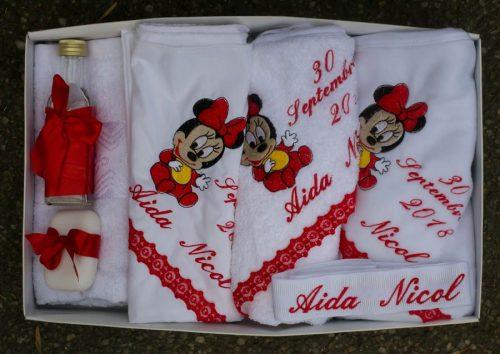 Trusou botez cu Minnie Mouse