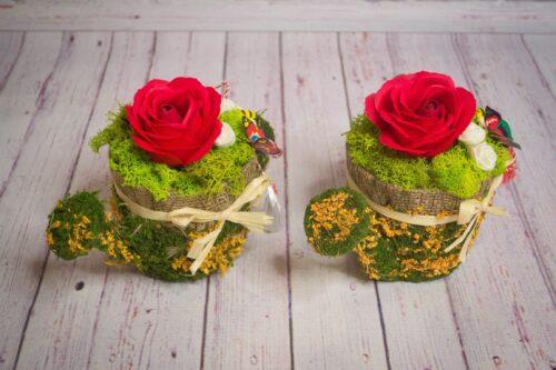 Cadou-8-martie-ieftin-trandafiri-sapun