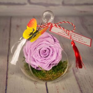 Martisor-trandafir-criogenat-lila