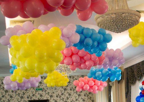Norisori-baloane-suspendate