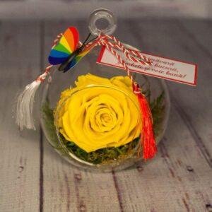 martisor-cadou-special-8-martie-ziua-femeii-trandafir-galben-criogenat
