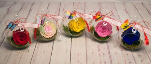 trandafiri-criogenati-in cupola-valentine's-cadou-special-deosebit-ziua-femeii-8-martie-craciun
