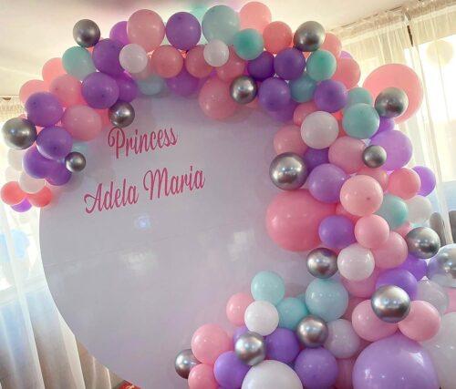 arcada-baloane-decor-baloane-botez-petrecere-fetita-decoratiuni-cu-baloane