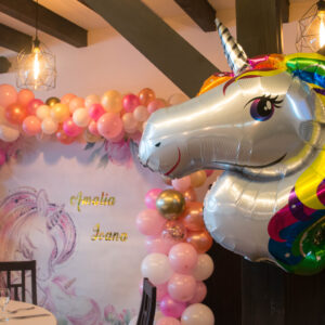 arcada-cu-baloane-botez-petrecere-anivarsare-unicorn