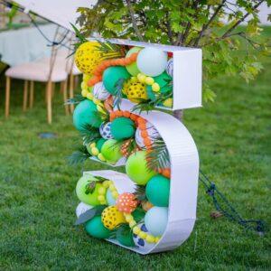 Decor-baloane-cifra-5-aniversare