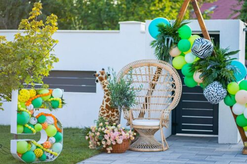 decor-baloane-cu-tema-jungla-safari-petrecere-aniversara