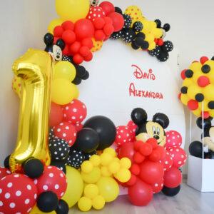 Decor_baloane_aniversare_Mickey_Mouse