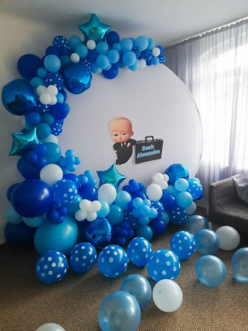 decor-baloane-boss-baby